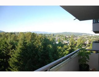 "Photo 9: 902 2060 BELLWOOD Avenue in Burnaby: Brentwood Park Condo for sale in ""Vantage Point II"" (Burnaby North)  : MLS®# V777437"