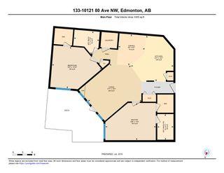 Photo 29: 133 10121 80 Avenue in Edmonton: Zone 17 Condo for sale : MLS®# E4167176