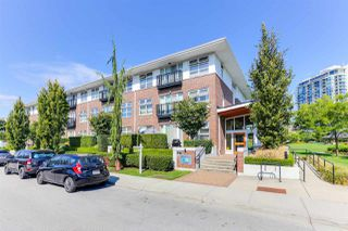 """Main Photo: 309 245 BROOKES Street in New Westminster: Queensborough Condo for sale in """"DUO"""" : MLS®# R2407668"""