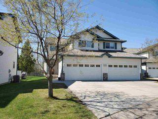 Main Photo: 15 211 BLACKBURN Drive E in Edmonton: Zone 55 House Half Duplex for sale : MLS®# E4183599