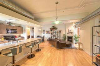 Photo 1: 208 11633 105 Avenue in Edmonton: Zone 08 Condo for sale : MLS®# E4202523