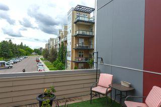 Photo 25: 208 11633 105 Avenue in Edmonton: Zone 08 Condo for sale : MLS®# E4202523