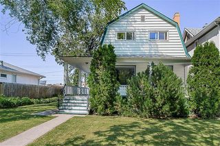 Main Photo: 203 Horace Street in Winnipeg: Norwood Residential for sale (2B)  : MLS®# 202017852