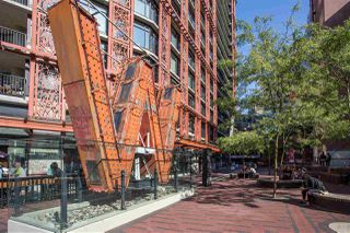 """Photo 1: 2602 108 W CORDOVA Street in Vancouver: Downtown VW Condo for sale in """"Woodwards"""" (Vancouver West)  : MLS®# R2513949"""