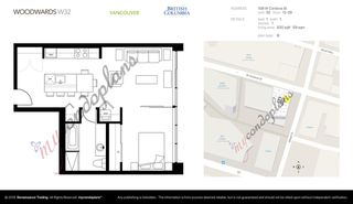 """Photo 25: 2602 108 W CORDOVA Street in Vancouver: Downtown VW Condo for sale in """"Woodwards"""" (Vancouver West)  : MLS®# R2513949"""