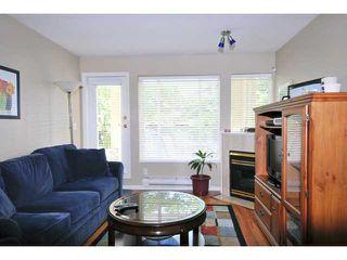 "Photo 2: 104 3065 PRIMROSE Lane in Coquitlam: North Coquitlam Condo for sale in ""LAKESIDE TERRACE"" : MLS®# V841752"