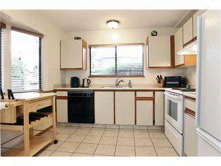 "Photo 4: 3 21550 CHERRINGTON Avenue in Maple Ridge: West Central Townhouse for sale in ""MAPLE RIDGE ESTATES"" : MLS®# V858808"