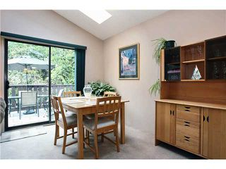 "Photo 3: 3 21550 CHERRINGTON Avenue in Maple Ridge: West Central Townhouse for sale in ""MAPLE RIDGE ESTATES"" : MLS®# V858808"