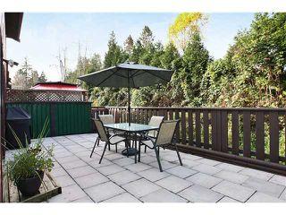 "Photo 5: 3 21550 CHERRINGTON Avenue in Maple Ridge: West Central Townhouse for sale in ""MAPLE RIDGE ESTATES"" : MLS®# V858808"