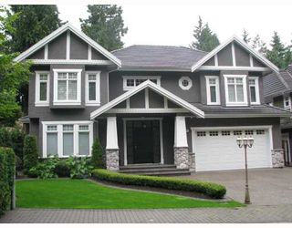 Photo 1: 517 JOYCE Street in Coquitlam: Coquitlam West House for sale : MLS®# V730639