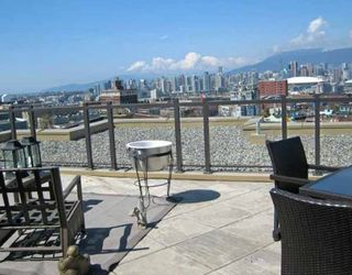 "Photo 9: 605 2635 PRINCE EDWARD Street in Vancouver: Mount Pleasant VE Condo for sale in ""SOMA LOFTS"" (Vancouver East)  : MLS®# V761642"