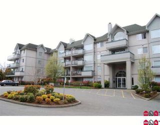 "Photo 1: 414 33708 KING Road in Abbotsford: Poplar Condo for sale in ""COLLEGE PARK PLACE"" : MLS®# F2914667"