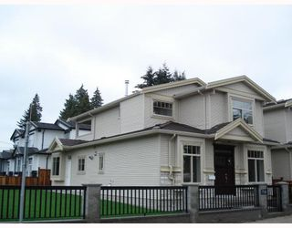 Photo 2: 7715 WEDGEWOOD Street in Burnaby: Burnaby Lake House 1/2 Duplex for sale (Burnaby South)  : MLS®# V776716