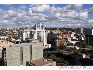 Photo 5: DOWNTOWN Condo for rent : 2 bedrooms : 1240 India St. #2106 in San Diego
