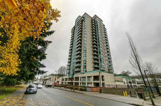 Main Photo: 1705 1148 HEFFLEY Crescent in Coquitlam: North Coquitlam Condo for sale : MLS®# R2421111