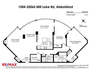 "Photo 20: 1504 33065 MILL LAKE Road in Abbotsford: Central Abbotsford Condo for sale in ""Summit Point"" : MLS®# R2421391"