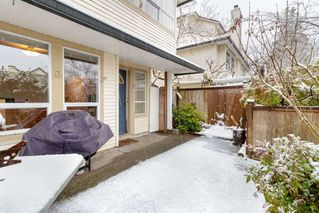 """Photo 18: 16 4325 SOPHIA Street in Vancouver: Main Townhouse for sale in """"WELTON COURT"""" (Vancouver East)  : MLS®# R2428330"""