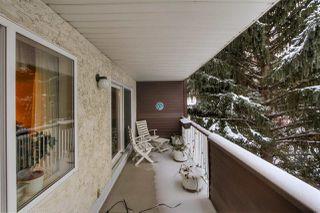 Photo 39: 313 5520 RIVERBEND Road in Edmonton: Zone 14 Condo for sale : MLS®# E4185569