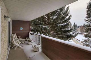 Photo 40: 313 5520 RIVERBEND Road in Edmonton: Zone 14 Condo for sale : MLS®# E4185569