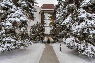 Photo 1: 313 5520 RIVERBEND Road in Edmonton: Zone 14 Condo for sale : MLS®# E4185569