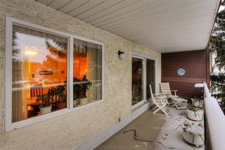 Photo 38: 313 5520 RIVERBEND Road in Edmonton: Zone 14 Condo for sale : MLS®# E4185569
