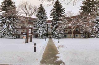 Photo 2: 313 5520 RIVERBEND Road in Edmonton: Zone 14 Condo for sale : MLS®# E4185569