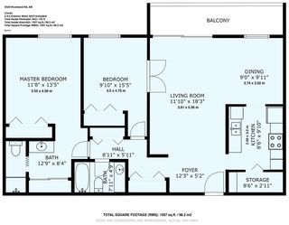 Photo 50: 313 5520 RIVERBEND Road in Edmonton: Zone 14 Condo for sale : MLS®# E4185569