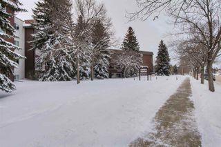 Photo 44: 313 5520 RIVERBEND Road in Edmonton: Zone 14 Condo for sale : MLS®# E4185569