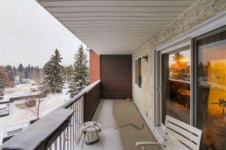 Photo 41: 313 5520 RIVERBEND Road in Edmonton: Zone 14 Condo for sale : MLS®# E4185569