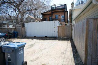 Photo 36: 149 Masson Street in Winnipeg: St Boniface Residential for sale (2A)  : MLS®# 202010895