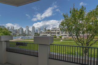 "Photo 17: 213 1869 SPYGLASS Place in Vancouver: False Creek Condo for sale in ""VENICE COURT"" (Vancouver West)  : MLS®# R2461533"