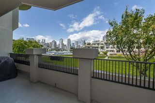 "Photo 9: 213 1869 SPYGLASS Place in Vancouver: False Creek Condo for sale in ""VENICE COURT"" (Vancouver West)  : MLS®# R2461533"