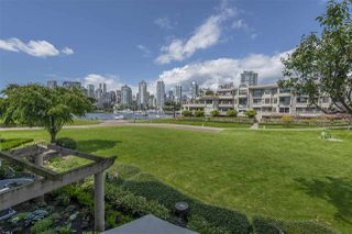 "Photo 2: 213 1869 SPYGLASS Place in Vancouver: False Creek Condo for sale in ""VENICE COURT"" (Vancouver West)  : MLS®# R2461533"