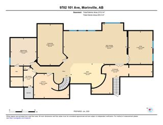 Photo 50: 9702 101 Avenue: Morinville House for sale : MLS®# E4202273