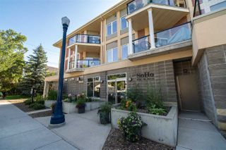 Photo 4: 306 9750 94 Street in Edmonton: Zone 18 Condo for sale : MLS®# E4208185