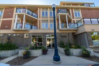 Photo 3: 306 9750 94 Street in Edmonton: Zone 18 Condo for sale : MLS®# E4208185