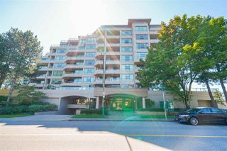 "Photo 1: 707 4160 ALBERT Street in Burnaby: Vancouver Heights Condo for sale in ""Carleton Terrace"" (Burnaby North)  : MLS®# R2497925"