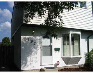 Photo 1: 137 LE MAIRE Street in WINNIPEG: Fort Garry / Whyte Ridge / St Norbert Residential for sale (South Winnipeg)  : MLS®# 2917459