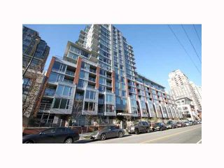 "Photo 1: 501 1133 HOMER Street in Vancouver: Downtown VW Condo for sale in ""H & H"" (Vancouver West)  : MLS®# V818840"