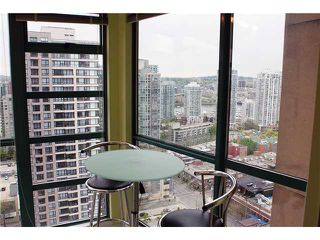 "Photo 18: 2706 939 HOMER Street in Vancouver: Downtown VW Condo for sale in ""PINNACLE"" (Vancouver West)  : MLS®# V823829"
