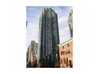 "Photo 11: 2706 939 HOMER Street in Vancouver: Downtown VW Condo for sale in ""PINNACLE"" (Vancouver West)  : MLS®# V823829"