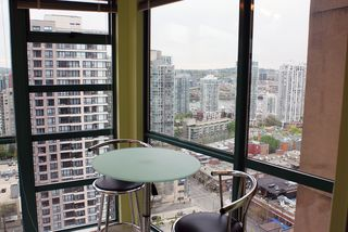 "Photo 6: 2706 939 HOMER Street in Vancouver: Downtown VW Condo for sale in ""PINNACLE"" (Vancouver West)  : MLS®# V823829"