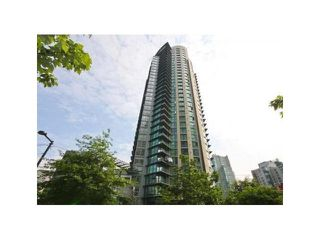 "Photo 1: 1507 501 PACIFIC Street in Vancouver: Downtown VW Condo for sale in ""THE 501"" (Vancouver West)  : MLS®# V857408"