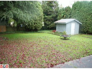 "Photo 10: 34572 LABURNUM Avenue in Abbotsford: Abbotsford East House for sale in ""Bateman"" : MLS®# F1027944"