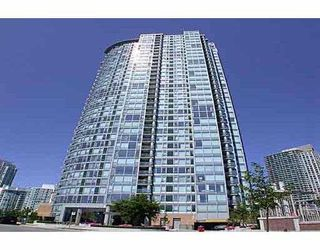 """Photo 1: 1033 MARINASIDE Crescent in Vancouver: False Creek North Condo for sale in """"QUAYWEST"""" (Vancouver West)  : MLS®# V625851"""