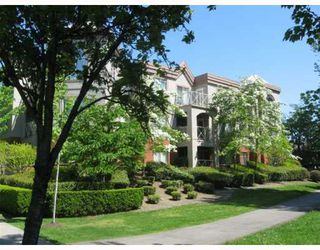 """Photo 1: 202 2380 SHAUGHNESSY Street in Port_Coquitlam: Central Pt Coquitlam Condo for sale in """"ELK COURT"""" (Port Coquitlam)  : MLS®# V768310"""