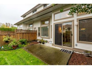 "Photo 18: 37 22280 124 Street in Maple Ridge: West Central Townhouse for sale in ""HILLSIDE TERRACE"" : MLS®# R2411790"