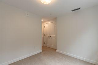 Photo 20: 203 9720 106 Street in Edmonton: Zone 12 Townhouse for sale : MLS®# E4178103