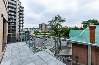 Photo 2: 203 9720 106 Street in Edmonton: Zone 12 Townhouse for sale : MLS®# E4178103