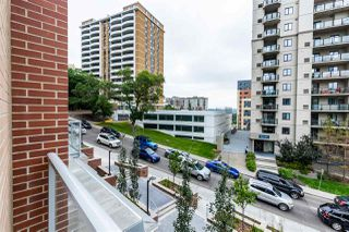 Photo 4: 203 9720 106 Street in Edmonton: Zone 12 Townhouse for sale : MLS®# E4178103